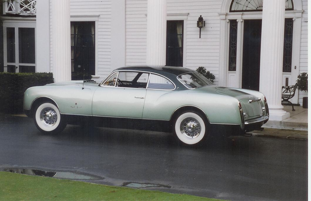 1953 chrysler ghia thomas