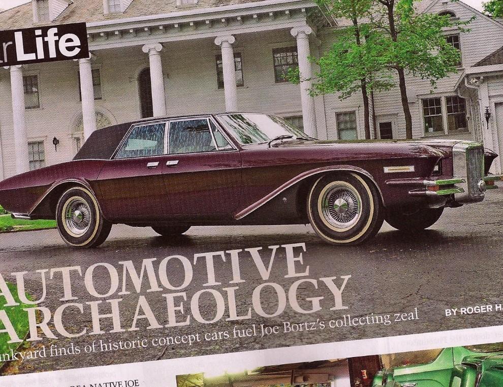 Bortz Auto Collection - Bortz News