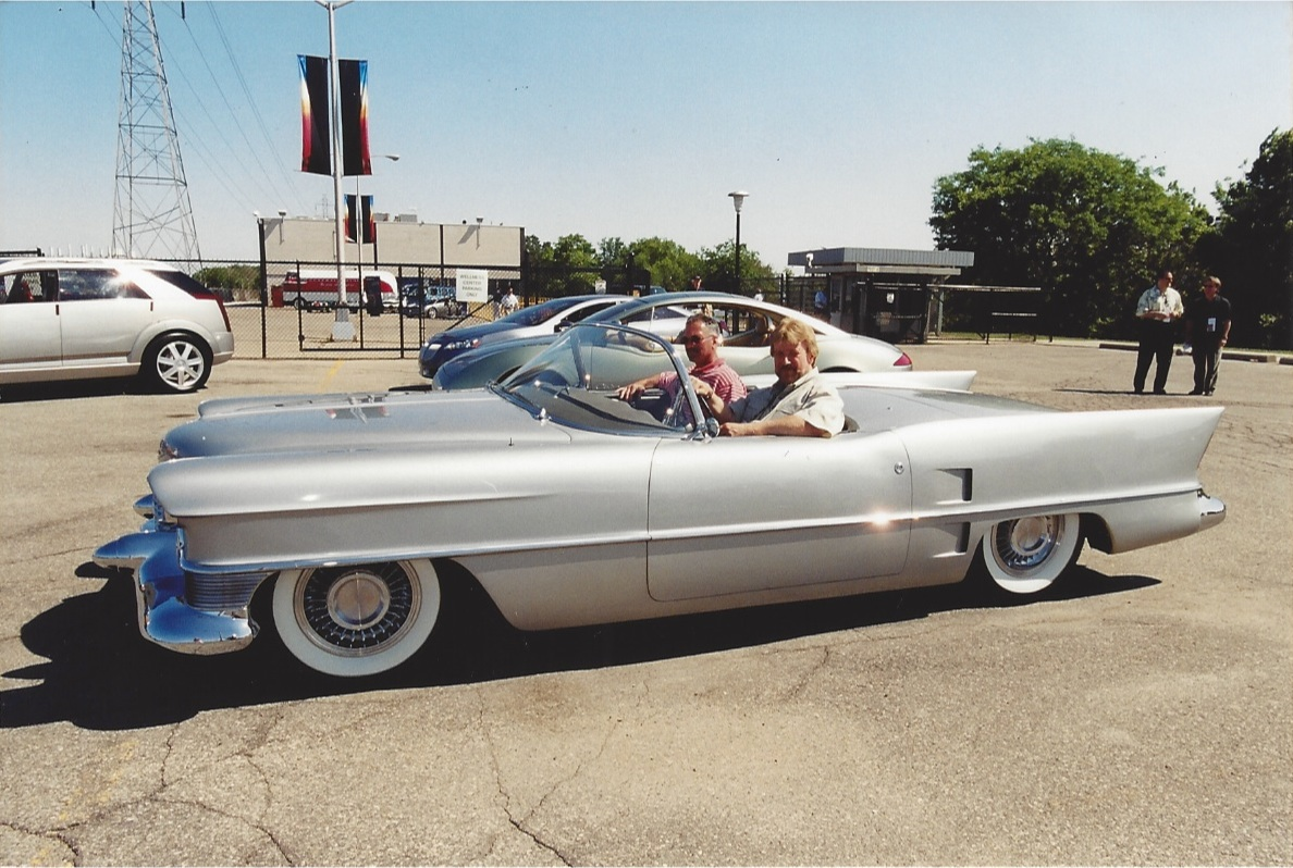 joe 1954 Cadillac LeMans Dream Car/Concept Car