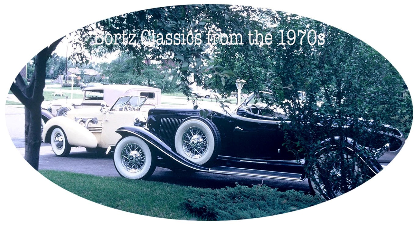 03cb8dd28c45 Joe has owned some exciting cars during his fifty years of collecting. Here  are some of the cars that were part of the Bortz Auto Collection for many  years.