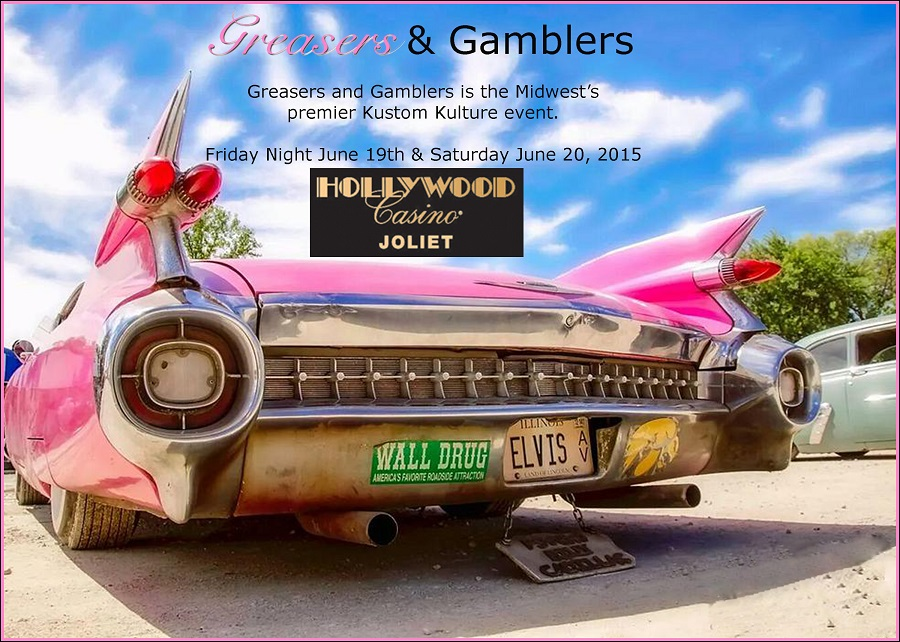 Greasers & Gamblers
