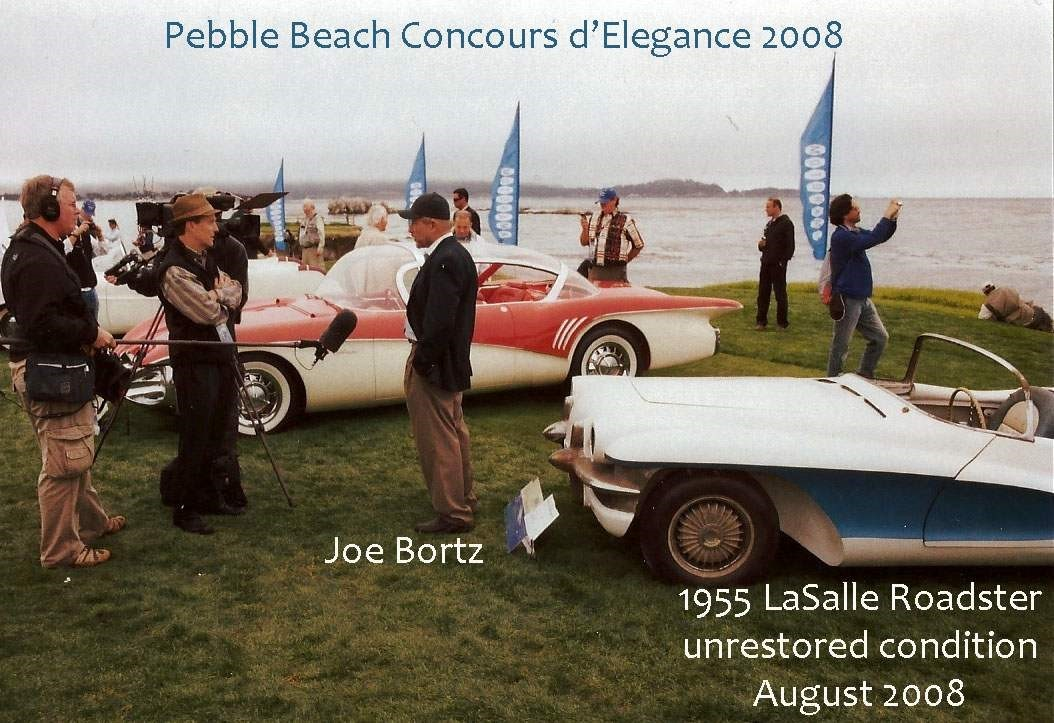 Joe Pebble Beach 2008