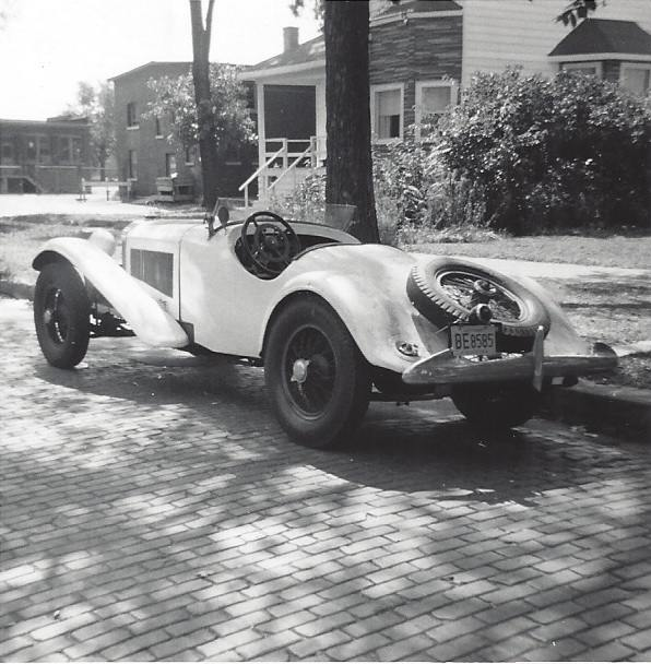 carsfrom the past 1929 mercedes mitt blower
